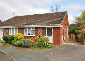 Thumbnail 2 bed semi-detached bungalow for sale in Mercia Drive, Leegomery, Telford, Shropshire