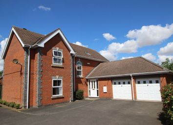 Thumbnail 4 bed detached house for sale in Paddock Close, Bidford-On-Avon, Alcester