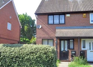 Thumbnail 2 bed semi-detached house to rent in Lindum Road, Basford, Nottingham