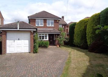 Thumbnail 4 bed detached house for sale in Highfield Close, Amersham