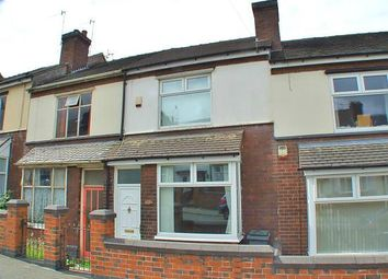 Thumbnail 2 bed property to rent in Leigh Street, Burslem, Staffs