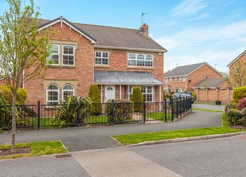 Thumbnail 4 bed detached house for sale in Victory Boulevard, Lytham St. Annes