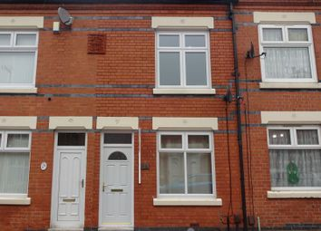 Thumbnail 3 bed terraced house for sale in Stanhope Street, Off East Park Road, Leicester