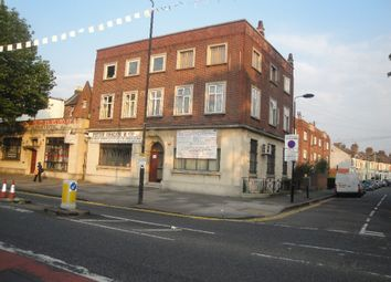 Thumbnail 3 bed flat to rent in Romford Road, Forest Gate, Stratford