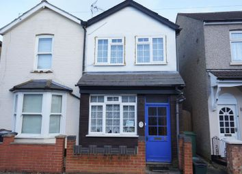 Thumbnail 2 bed semi-detached house for sale in Beresford Road, St Albans