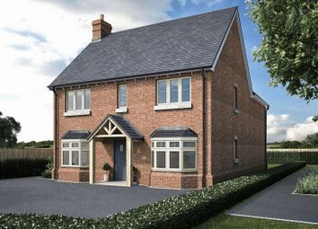 Thumbnail 5 bed detached house for sale in Derby Road, Doveridge, Ashbourne
