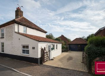 Thumbnail 2 bed semi-detached house for sale in The Street, Bawdeswell, Dereham