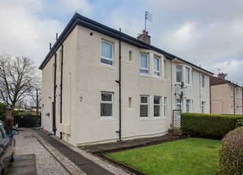 Thumbnail 2 bed flat for sale in 81 Kelburne Oval, Paisley