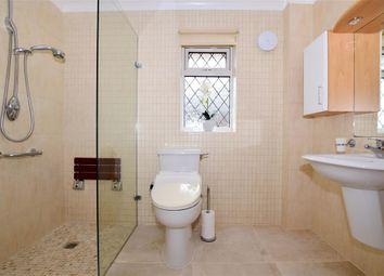Thumbnail 3 bed semi-detached bungalow for sale in St. Margarets Drive, Rainham, Gillingham, Kent