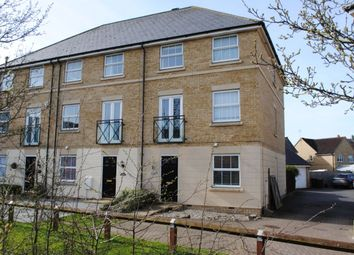 Thumbnail 4 bedroom terraced house for sale in The Pastures, Takeley, Bishop's Stortford