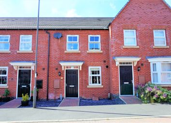 Thumbnail 2 bed terraced house for sale in Suffolk Way, Church Gresley, Swadlincote
