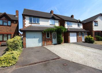Thumbnail 3 bed detached house for sale in Lindisfarne, Glascote, Tamworth