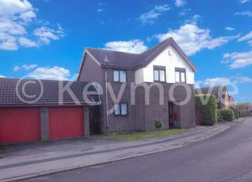 Thumbnail 4 bed detached house to rent in Cheviot Gate, Low Moor
