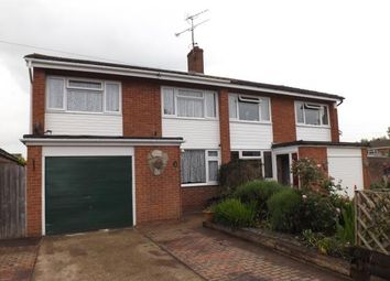 Thumbnail 4 bedroom semi-detached house for sale in Hedge End, Southampton, Hampshire