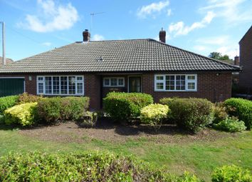 Thumbnail 2 bed detached bungalow to rent in The Orchard, Main Road, Naphill, High Wycombe