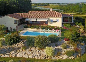 Thumbnail 4 bed villa for sale in Midi-Pyrénées, Tarn-Et-Garonne, Moissac