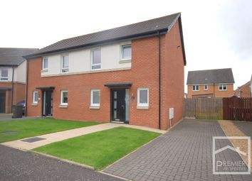 3 bed semi-detached house for sale in Waddell Crescent, Newmains, Wishaw ML2