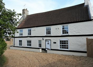 Thumbnail 3 bed cottage for sale in The Hill, Fincham, King's Lynn