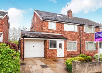 Thumbnail 4 bed semi-detached house for sale in Sandall Park Drive, Wheatley Hills, Doncaster