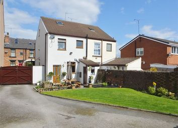 Thumbnail 3 bed semi-detached house for sale in Queen Street, Eckington, Sheffield
