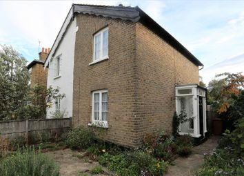 Thumbnail 2 bed semi-detached house for sale in Eden Road, Walthamstow, London