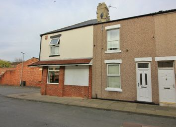 Thumbnail 2 bed terraced house for sale in Ridsdale Street, Darlington, County Durham
