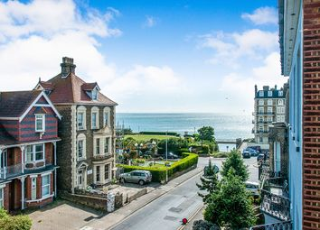 Thumbnail 2 bed flat for sale in Granville Road, Broadstairs