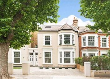 Thumbnail 3 bed flat to rent in Brondesbury Road, Queens Park, London