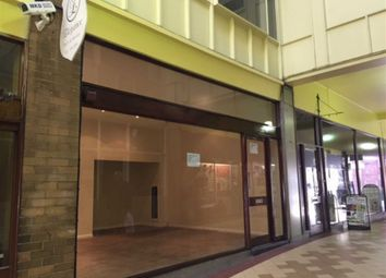 Thumbnail Retail premises to let in Piccadilly Arcade, Stoke-On-Trent, Staffordshire