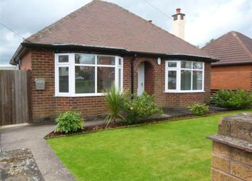 Thumbnail 2 bed detached bungalow to rent in Chestnut Avenue, Kirkby-In-Ashfield, Nottingham