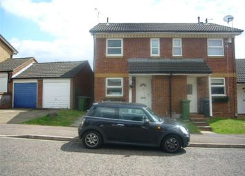 Thumbnail 2 bed property to rent in Penda Close, Luton