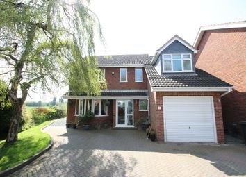 Thumbnail 4 bed detached house for sale in Bishops Cleeve, Austrey, Atherstone