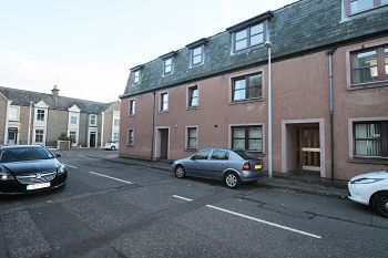 Thumbnail 2 bedroom flat to rent in Duke Street, Arbroath