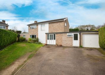 Thumbnail 4 bed detached house for sale in Greenfields, Earith, Cambridgeshire