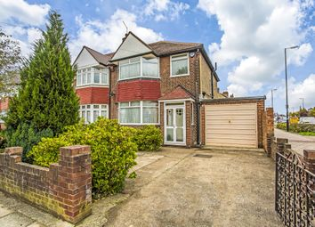 3 bed semi-detached house for sale in Mossville Gardens, Morden, Surrey SM4