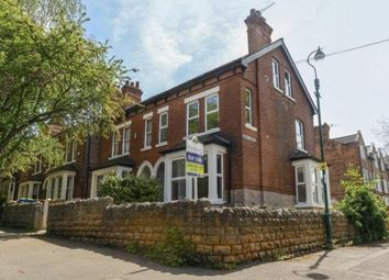 Thumbnail 5 bed semi-detached house for sale in Ebers Road, Mapperley Park, Nottinghamshire