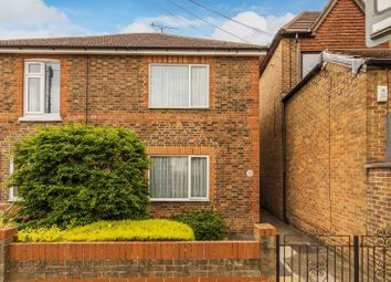 Thumbnail 2 bedroom semi-detached house for sale in Church Road, Horley