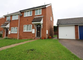 Thumbnail 3 bed semi-detached house to rent in Martin Road, Diss