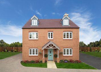 Thumbnail 5 bedroom detached house for sale in Ash Gardens, Burcote Road, Wood Burcote, Towcester