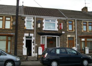 Thumbnail 2 bed terraced house for sale in Port Talbot, West Glamorgan