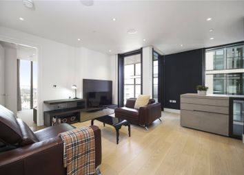Thumbnail 1 bed flat for sale in Merchant Square, Harbet Road, London