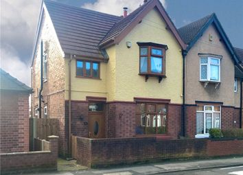 Thumbnail 2 bed semi-detached house for sale in Grange Street, Alfreton