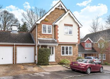Thumbnail 4 bed link-detached house to rent in Kaynes Park, Ascot