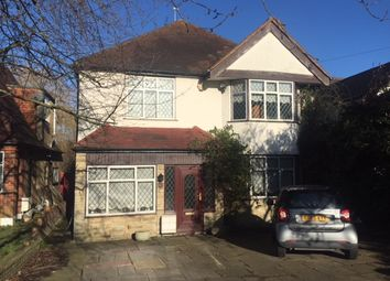Thumbnail 4 bed detached house for sale in Eastcote Road, North Ruislip