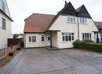 Thumbnail 4 bedroom semi-detached house for sale in Huntingdon Road, Southend-On-Sea
