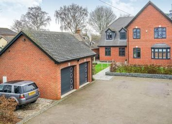 Thumbnail 5 bed detached house for sale in Engleton Lane, Brewood, Stafford, Staffordshire