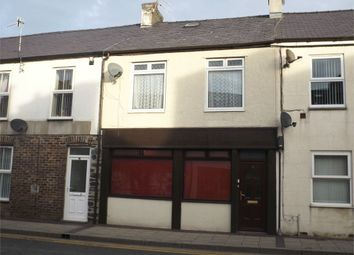 Thumbnail 4 bed terraced house for sale in Victoria Place, Bethesda, Bangor, Gwynedd