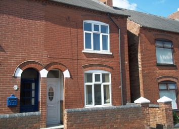 Thumbnail 3 bed semi-detached house to rent in Talbot Street, Church Gresley