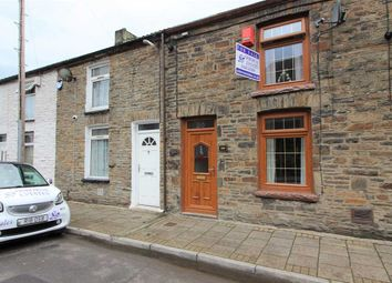 Thumbnail 2 bed terraced house for sale in Trealaw Road, Trealow, Tonypandy