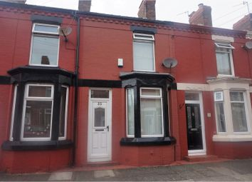 Thumbnail 2 bed terraced house for sale in Basing Street, Liverpool